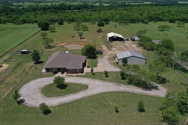1034 Highland Road, Cleburne, TX 76033 (MLS #14332058) :: The Mitchell Group