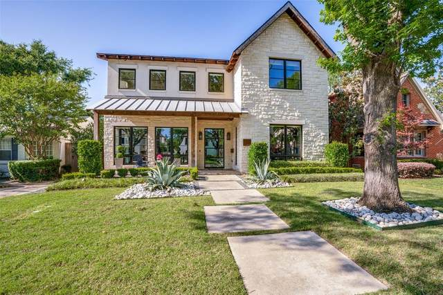 5635 Purdue Avenue, Dallas, TX 75209 (MLS #14332165) :: Robbins Real Estate Group