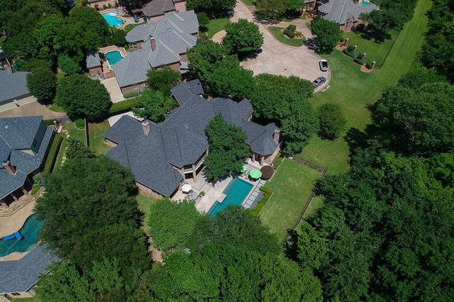 200 Brookview Court, Southlake, TX 76092 (MLS #14332322) :: The Kimberly Davis Group
