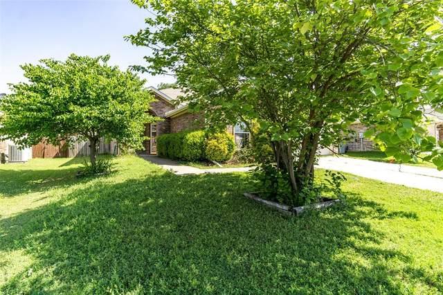 505 Troxell Boulevard, Rhome, TX 76078 (MLS #14332339) :: The Hornburg Real Estate Group