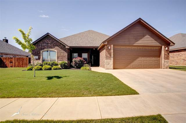 358 Buffalo Springs Drive, Abilene, TX 79602 (MLS #14332570) :: The Tierny Jordan Network