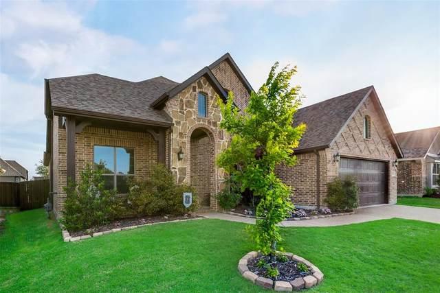 528 La Grange Drive, Fate, TX 75087 (MLS #14332608) :: The Mauelshagen Group