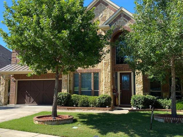 3904 Bent Creek Road, Mckinney, TX 75071 (MLS #14333431) :: All Cities USA Realty
