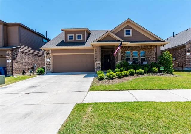 1829 Finch Trail, Northlake, TX 76226 (MLS #14333514) :: The Kimberly Davis Group