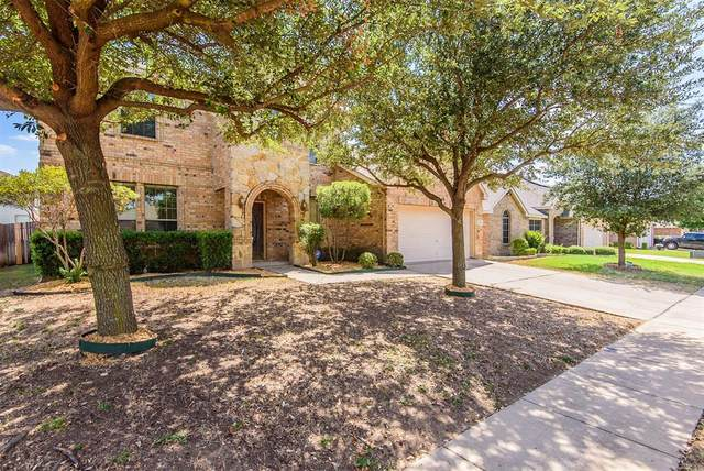 12105 Treeline, Fort Worth, TX 76036 (MLS #14333925) :: The Kimberly Davis Group