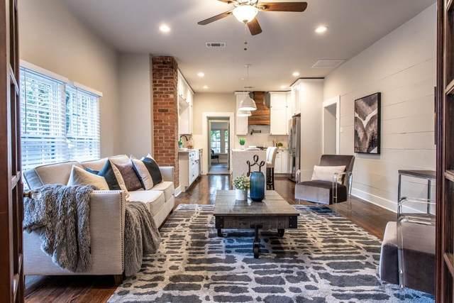 332 S Rosemont Avenue, Dallas, TX 75208 (MLS #14334102) :: Frankie Arthur Real Estate
