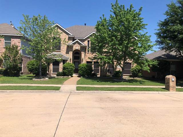 1313 Winecup Court, Allen, TX 75002 (MLS #14334435) :: Team Tiller