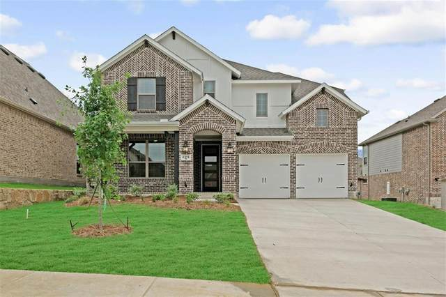 4316 Siphon, Fort Worth, TX 76262 (MLS #14334454) :: The Kimberly Davis Group