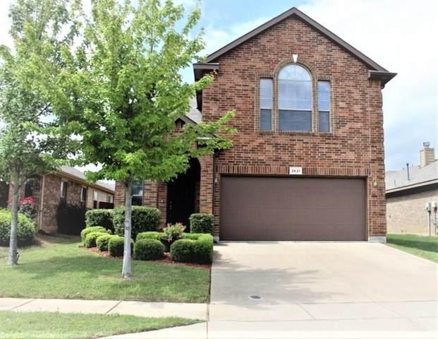 2621 Bretton Wood Drive, Fort Worth, TX 76244 (MLS #14334542) :: The Chad Smith Team
