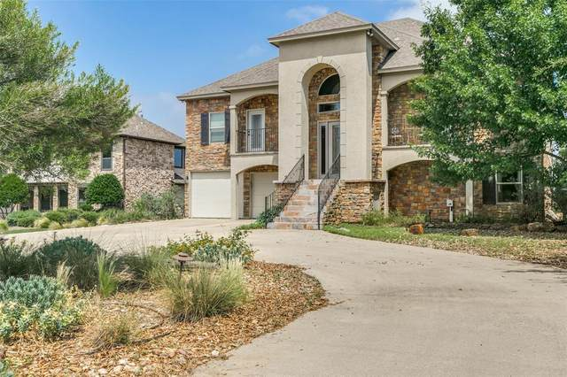 72 Oyster Bay, Graford, TX 76449 (MLS #14335183) :: Maegan Brest | Keller Williams Realty
