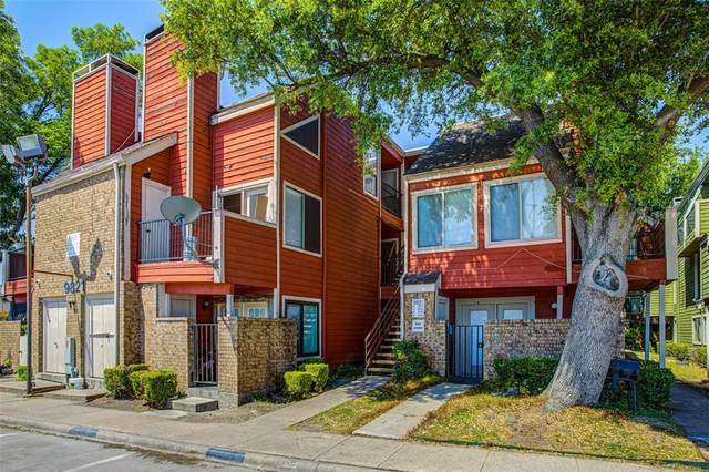 9821 Walnut Street #106, Dallas, TX 75243 (MLS #14335415) :: RE/MAX Pinnacle Group REALTORS