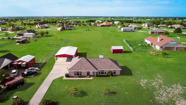 8932 County Road 4116, Kaufman, TX 75142 (MLS #14335419) :: Real Estate By Design