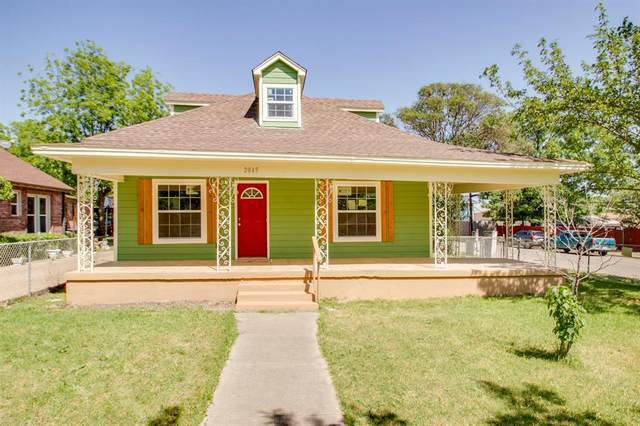 2845 Lipscomb Street, Fort Worth, TX 76110 (MLS #14335520) :: The Mitchell Group