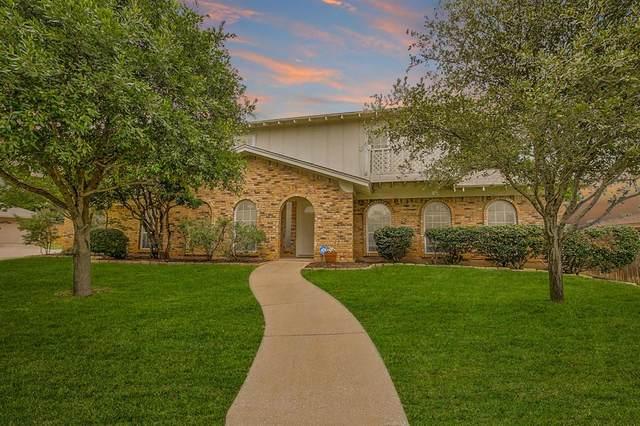 1605 Trail Glen Court, Pantego, TX 76013 (MLS #14335625) :: HergGroup Dallas-Fort Worth