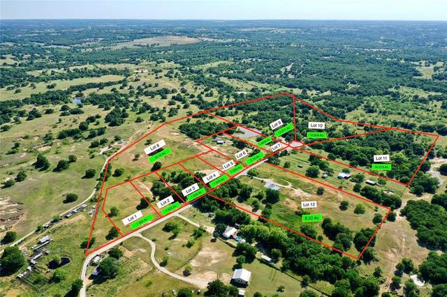 Lot 8 Pr 3814, Springtown, TX 76082 (MLS #14335644) :: Potts Realty Group