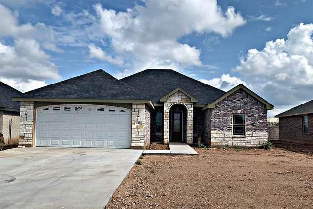 132 Carriage Hills, Abilene, TX 79602 (MLS #14335732) :: Ann Carr Real Estate