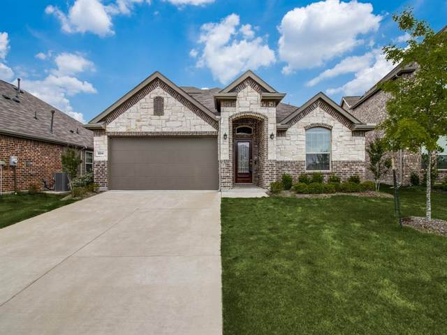1204 Grapevine Ridge, Prosper, TX 75078 (MLS #14335876) :: Tenesha Lusk Realty Group