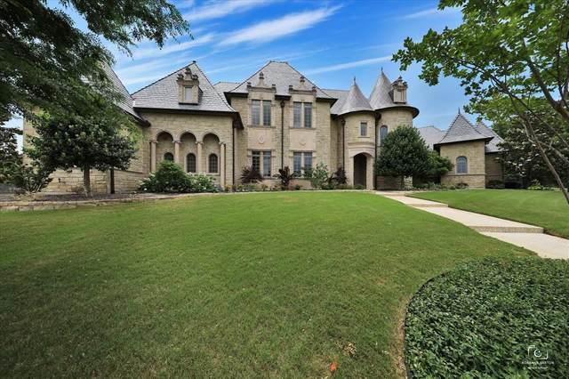 8916 Estribo Circle, Benbrook, TX 76126 (MLS #14336205) :: Potts Realty Group