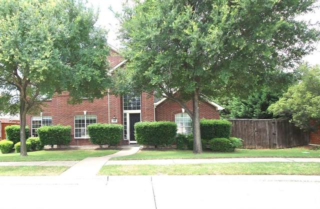 1935 Edgehill Drive, Allen, TX 75013 (MLS #14336323) :: Robbins Real Estate Group