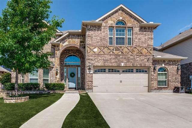 11749 Merlotte Lane, Fort Worth, TX 76244 (MLS #14336472) :: The Chad Smith Team