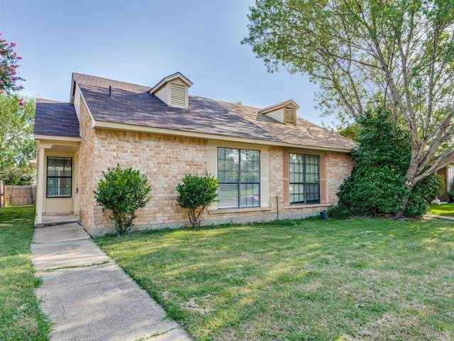 4604 Jenkins Circle, The Colony, TX 75056 (MLS #14336747) :: The Mitchell Group