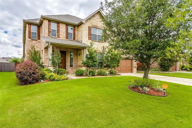 4306 Garden Path Lane, Mansfield, TX 76063 (MLS #14336875) :: The Chad Smith Team