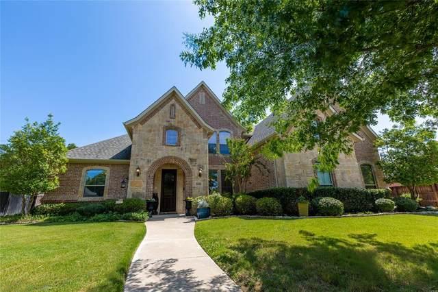 1604 Willow Glen Court, Keller, TX 76248 (MLS #14336887) :: The Mauelshagen Group