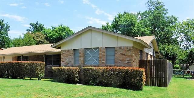 1420 Brookside Drive, Hurst, TX 76053 (MLS #14337275) :: The Kimberly Davis Group