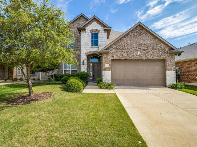 1424 Toucan Drive, Little Elm, TX 75068 (MLS #14337435) :: All Cities USA Realty