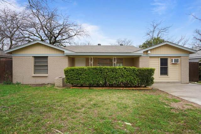 620 June Drive, White Settlement, TX 76108 (MLS #14337886) :: The Mitchell Group