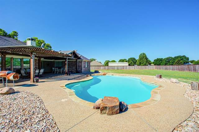 175 Chrestman Lane, Combine, TX 75159 (MLS #14338213) :: Team Tiller