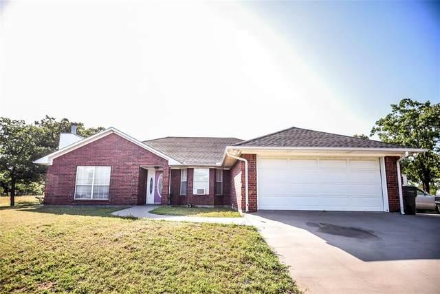 107 Country Club Drive, Nocona, TX 76255 (MLS #14338332) :: Ann Carr Real Estate