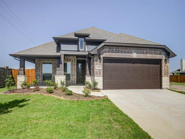 4108 Spangler Court, Kaufman, TX 75142 (MLS #14338402) :: Team Tiller