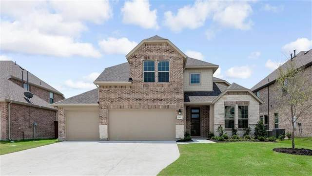 3011 Renmuir Drive, Prosper, TX 75078 (MLS #14338420) :: Real Estate By Design