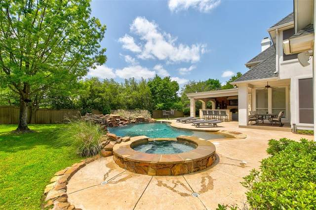 605 Fairway View Terrace, Southlake, TX 76092 (MLS #14338538) :: The Kimberly Davis Group