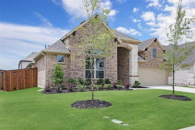 3141 Rosehill Drive, Prosper, TX 75078 (MLS #14338646) :: Real Estate By Design