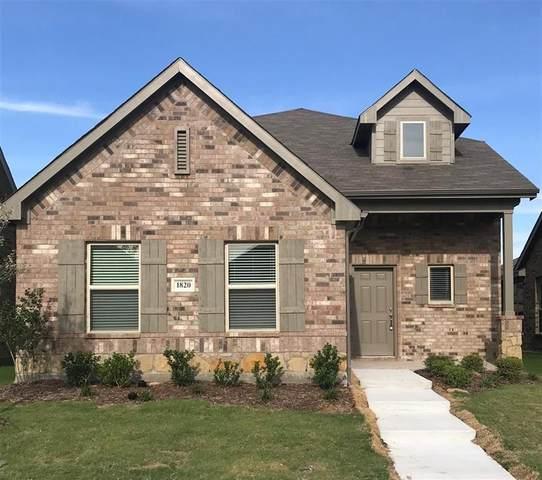1820 Emilia Drive, Celina, TX 75009 (MLS #14338997) :: Real Estate By Design