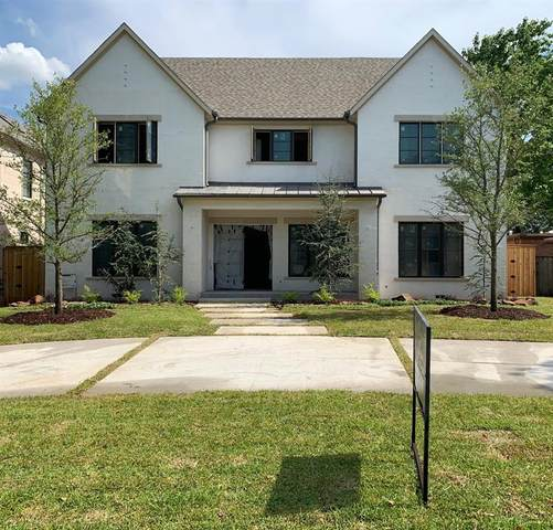 3537 Villanova Street, University Park, TX 75225 (MLS #14339375) :: The Juli Black Team