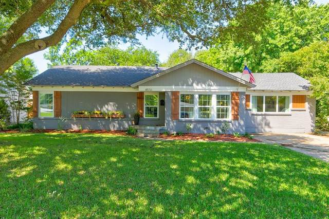 4516 Norwich Drive, Fort Worth, TX 76109 (MLS #14339382) :: Real Estate By Design