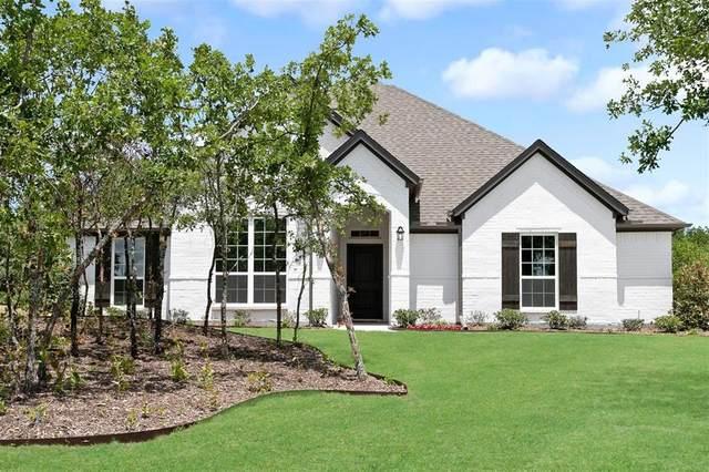 333 Timbers Circle, Poolville, TX 76487 (MLS #14339806) :: Team Hodnett