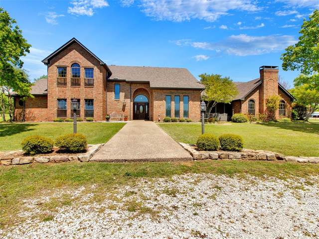 1269 Spring Hill Road, Aubrey, TX 76227 (MLS #14340371) :: All Cities USA Realty