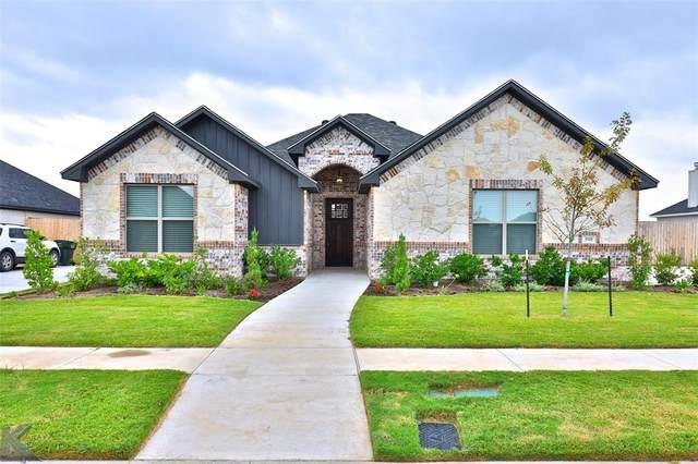 3325 Double Eagle Lane, Abilene, TX 79606 (MLS #14340472) :: Jones-Papadopoulos & Co