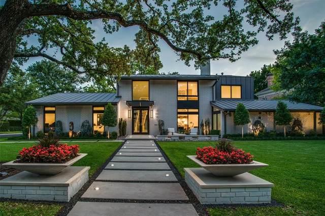 3601 Euclid Avenue, Highland Park, TX 75205 (MLS #14340707) :: Frankie Arthur Real Estate