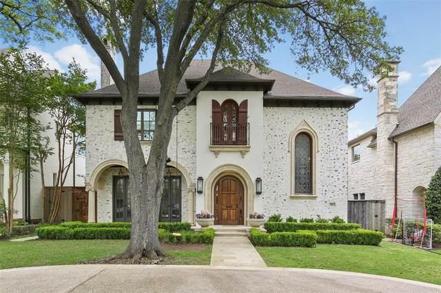 3005 Amherst Avenue, University Park, TX 75225 (MLS #14341077) :: Robbins Real Estate Group