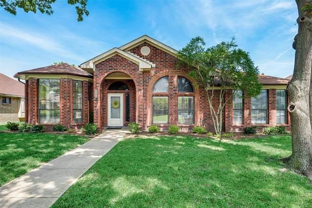 908 Micarta Drive, Mesquite, TX 75181 (MLS #14341207) :: Real Estate By Design