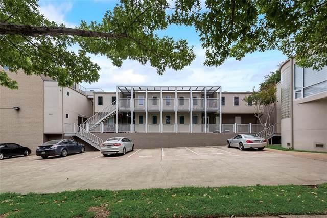 4231 Travis Street #25, Dallas, TX 75205 (MLS #14342298) :: Century 21 Judge Fite Company