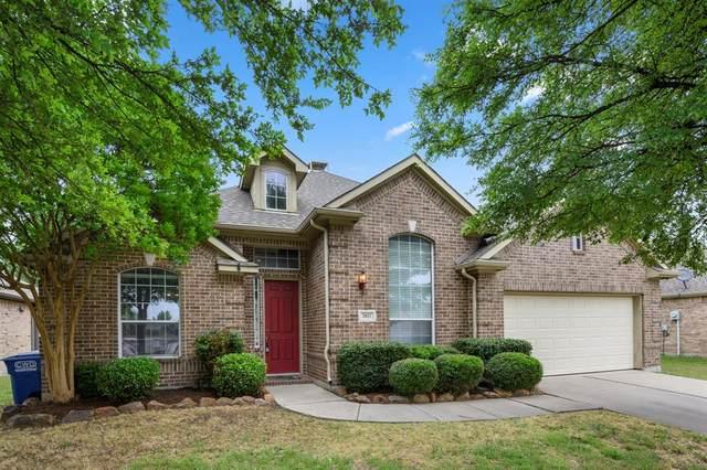 2621 Wilderness Drive, Little Elm, TX 75068 (MLS #14342452) :: Baldree Home Team