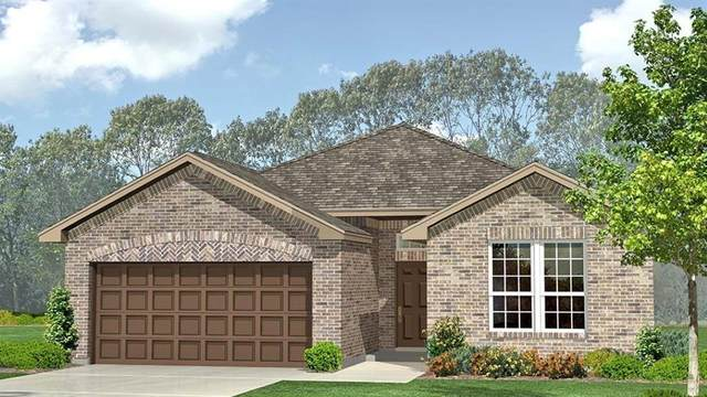 1111 Burlingame Drive, Cleburne, TX 76033 (MLS #14342665) :: The Rhodes Team