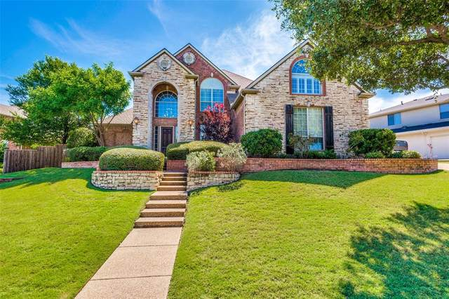 3010 Lakeside Drive, Highland Village, TX 75077 (MLS #14342827) :: Team Tiller