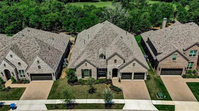 1220 Bailey Drive, Argyle, TX 76226 (MLS #14342854) :: Real Estate By Design